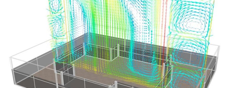 Simulación energética edificos
