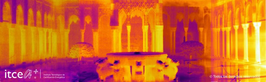 Termografía Alhambra Sonbio